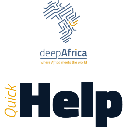 Terms of Service - deepAfrica